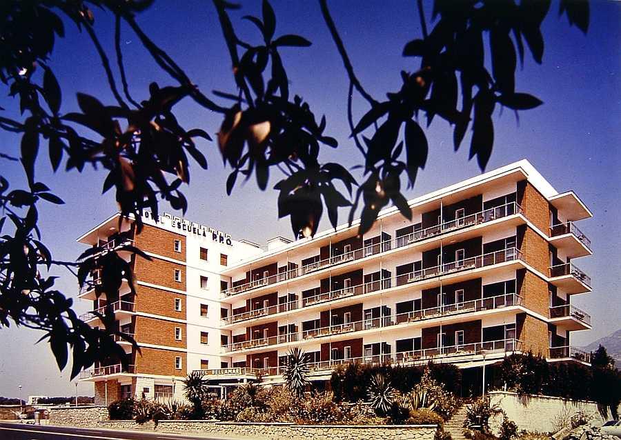 El Hotel-Escuela se traslada al edificio Bellamar.